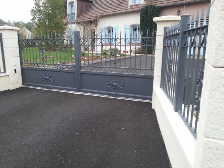 Portail et Cloture Aluminium